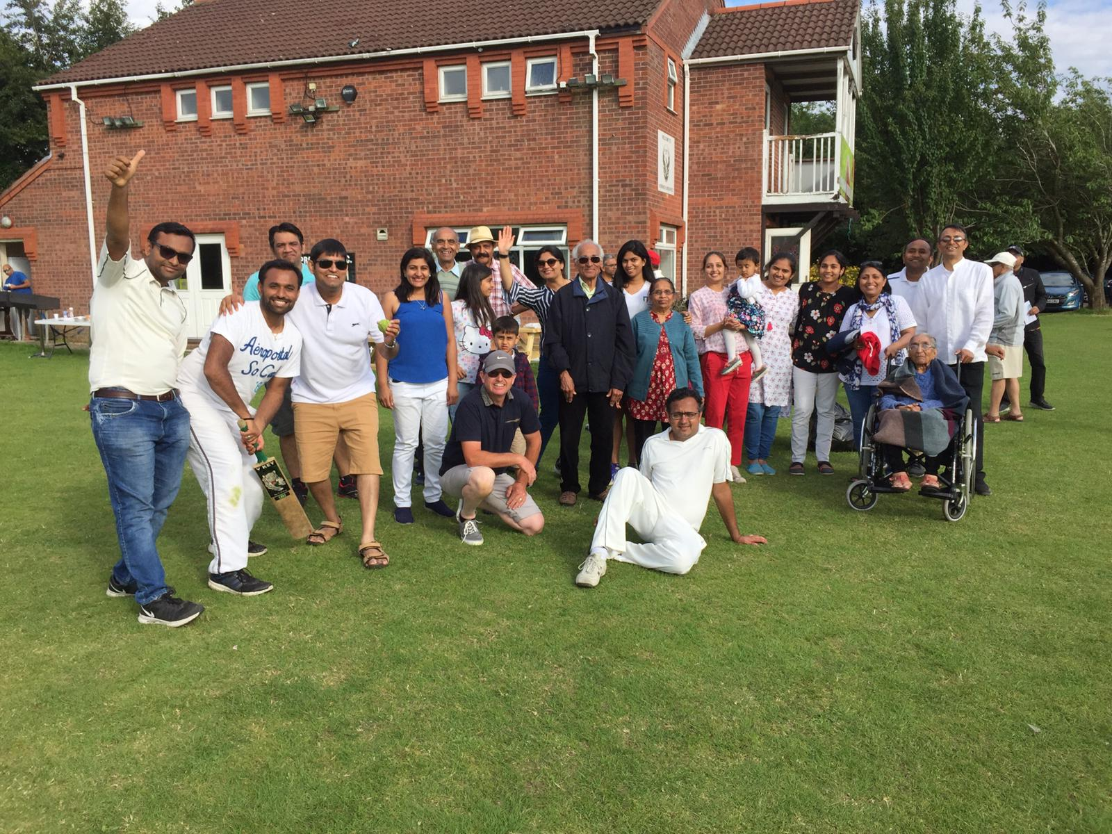 Cricket and BBQ 2019