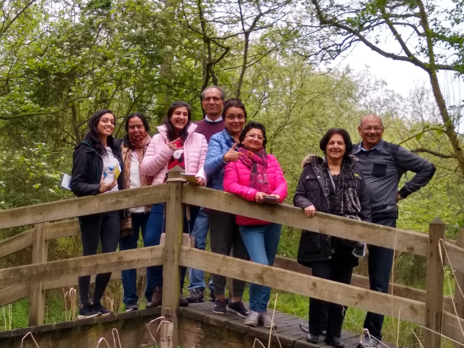 How hill walk and picnic 2019